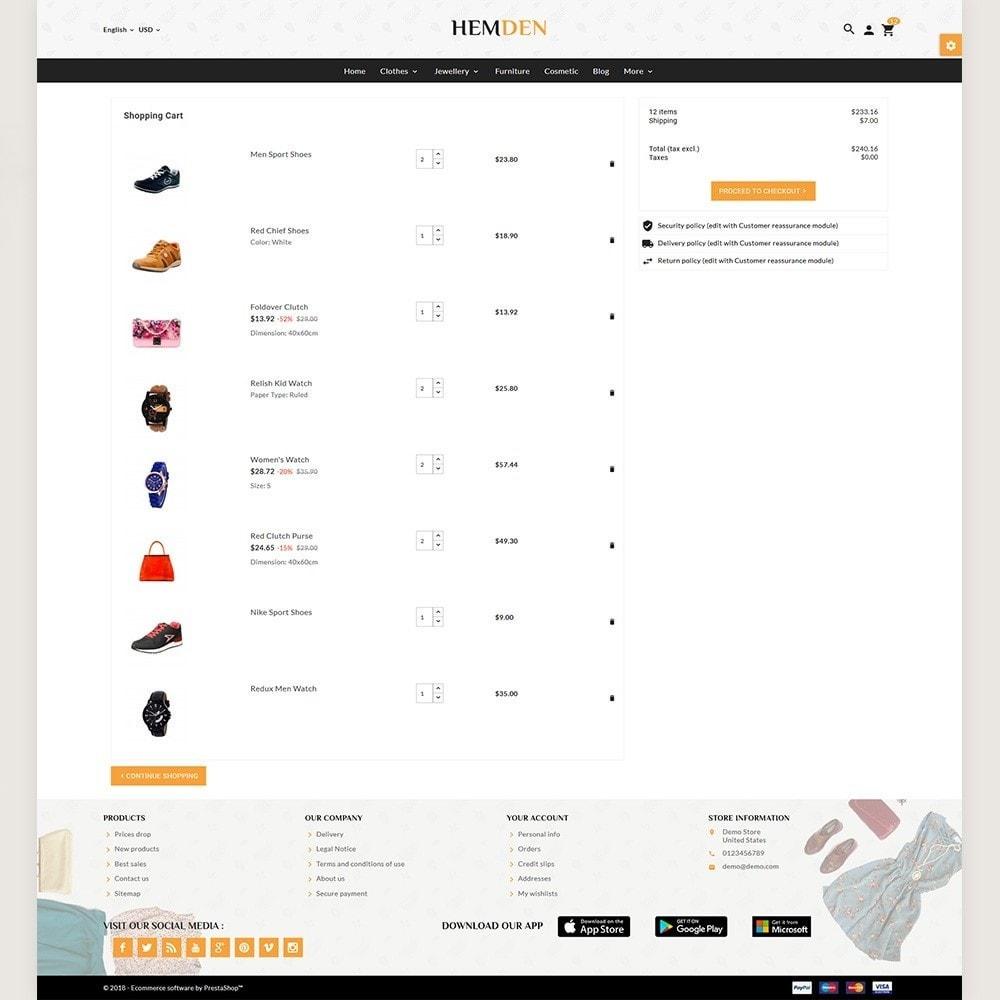 theme - Fashion & Shoes - HemDen - The Fashion Store - 4