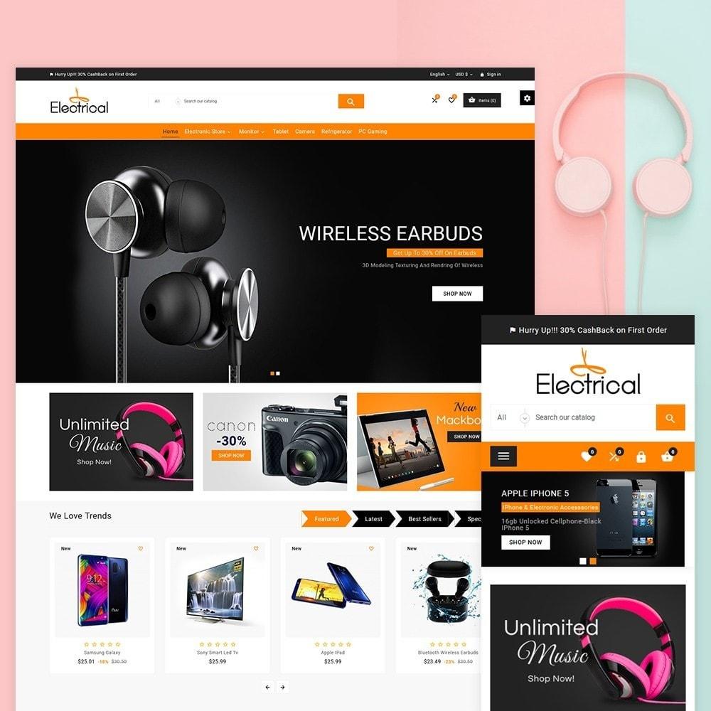 theme - Eletrônicos & High Tech - Electrical – Electronic Mega Super Store - 2