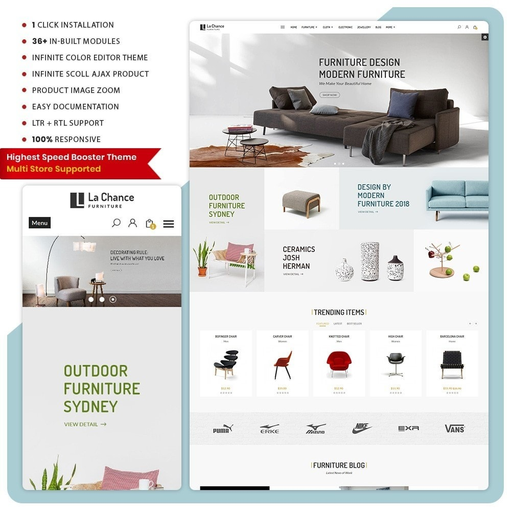 theme home garden mobel lachance furniture store 1