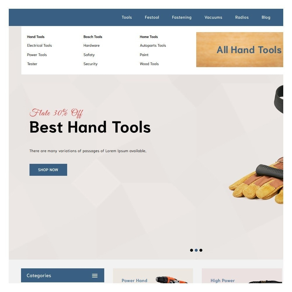 theme - Home & Garden - Loogs Tools Shop - 8
