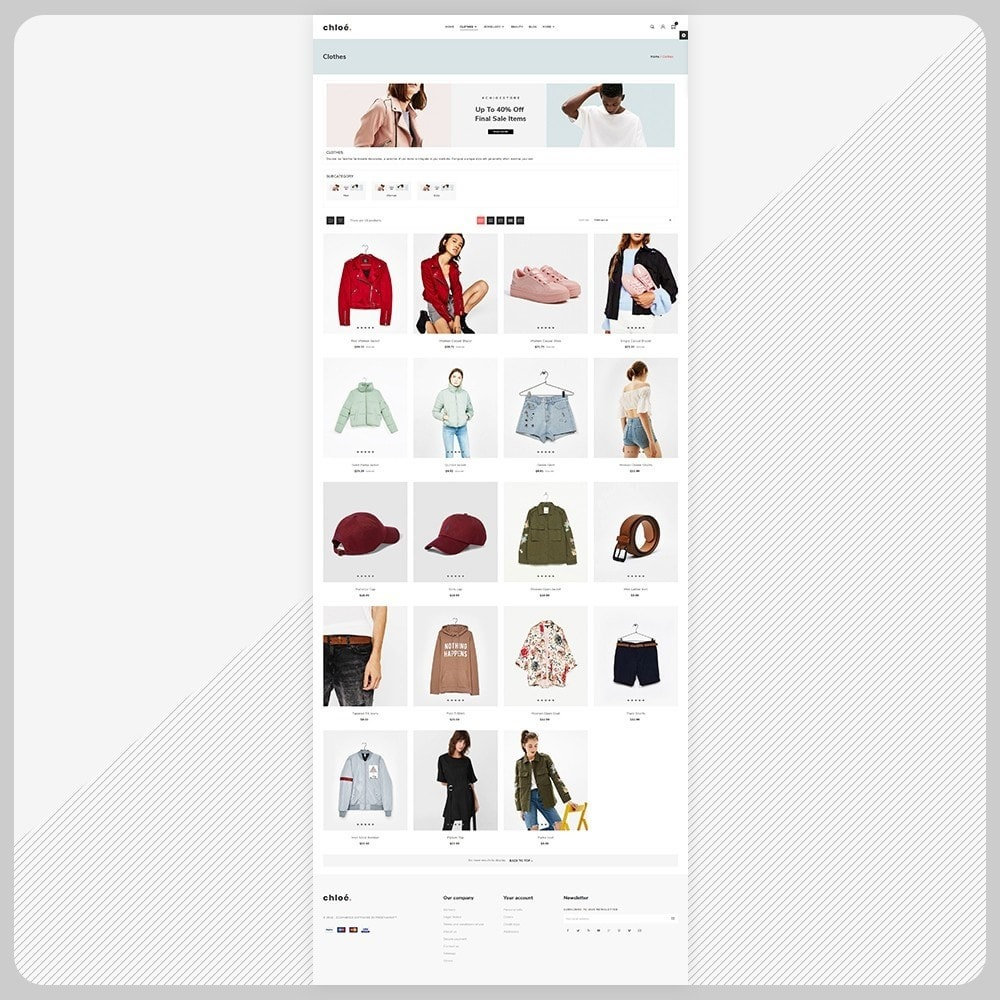 theme - Fashion & Shoes - Chloe Mode - dieArt Mall Premium - 3
