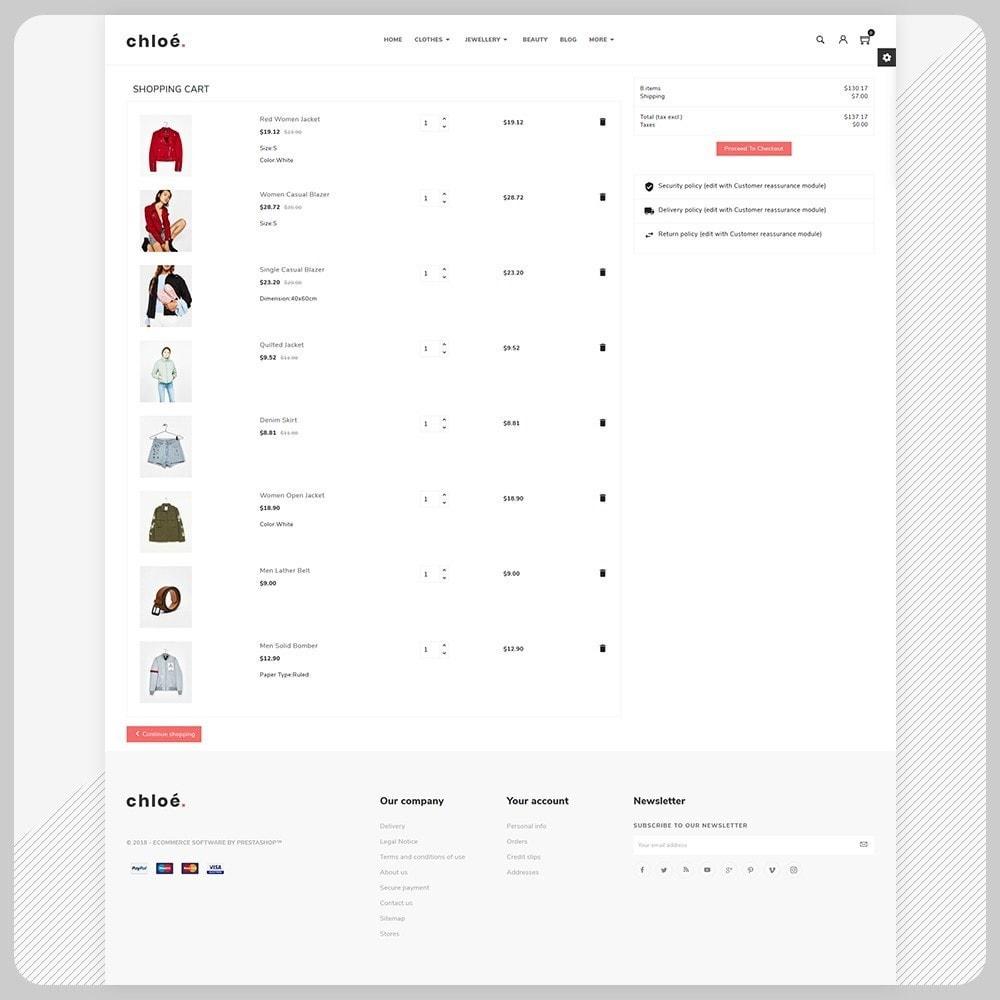 theme - Fashion & Shoes - Chloe Mode - dieArt Mall Premium - 5