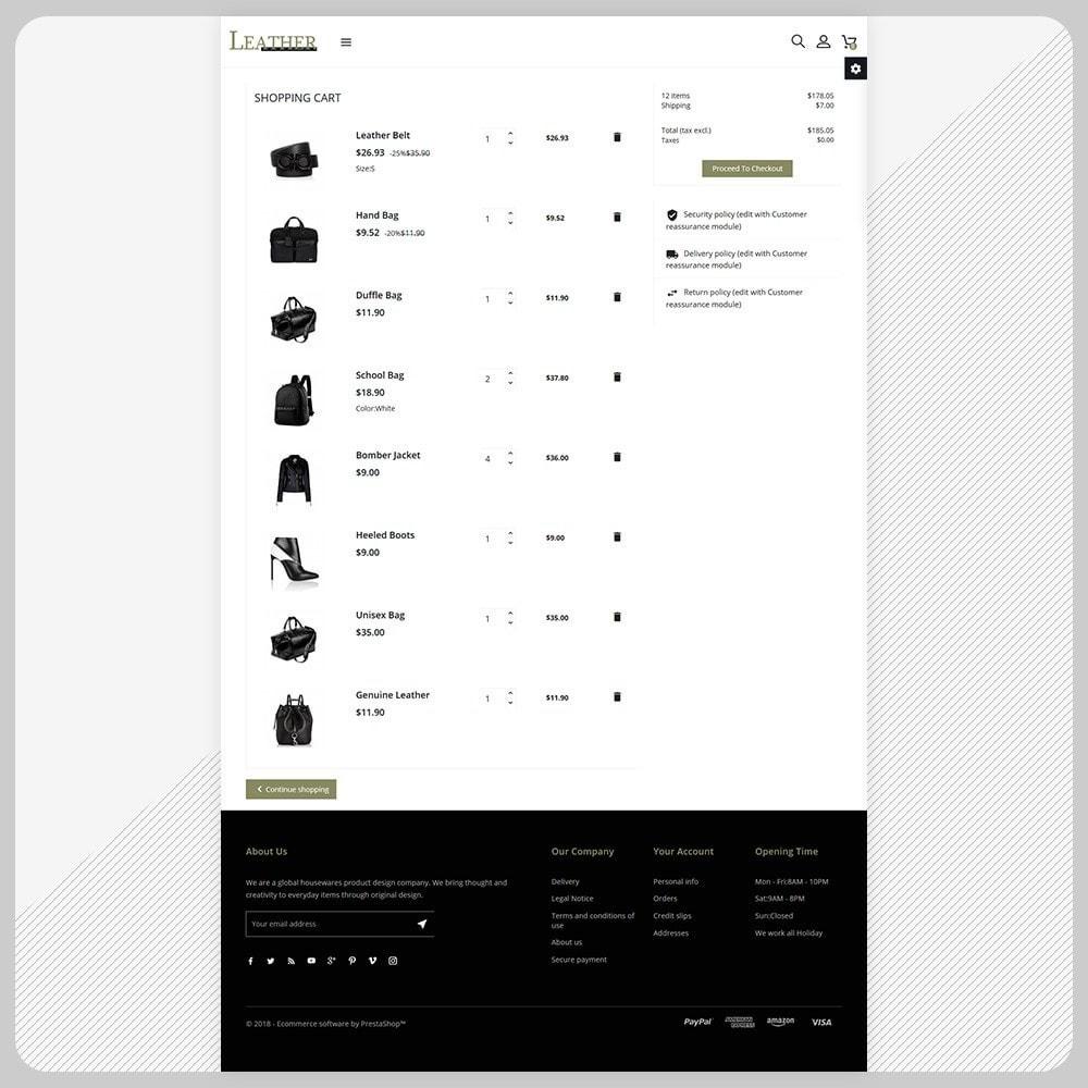 theme - Fashion & Shoes - Sac -  Leather Bag Super Store - 5