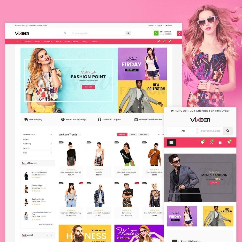 theme - Mode & Schoenen - Vixeen Stylo Fashion Super Store v3 - 2