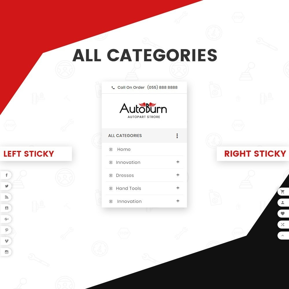 theme - Samochody - Auto Burn  Auto Part and Accessories Super Store v3 - 12