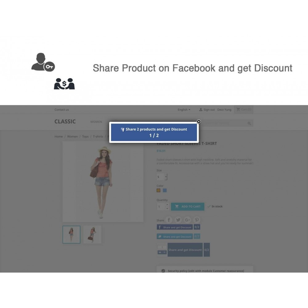 module - Social Rewards & Coupons - Social Referrals + Connects (3 in 1) - 18