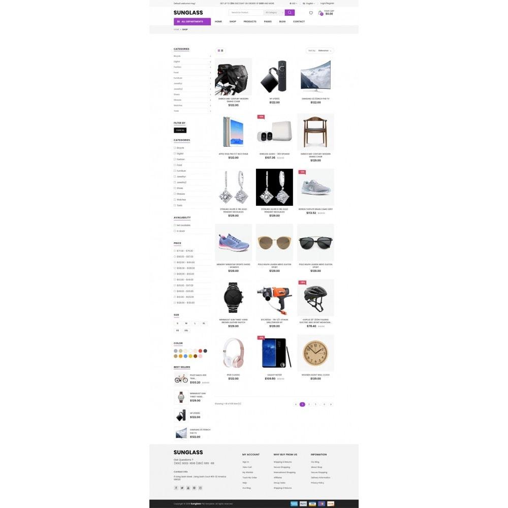 theme - Bijoux & Accessoires - Sunglass - 8
