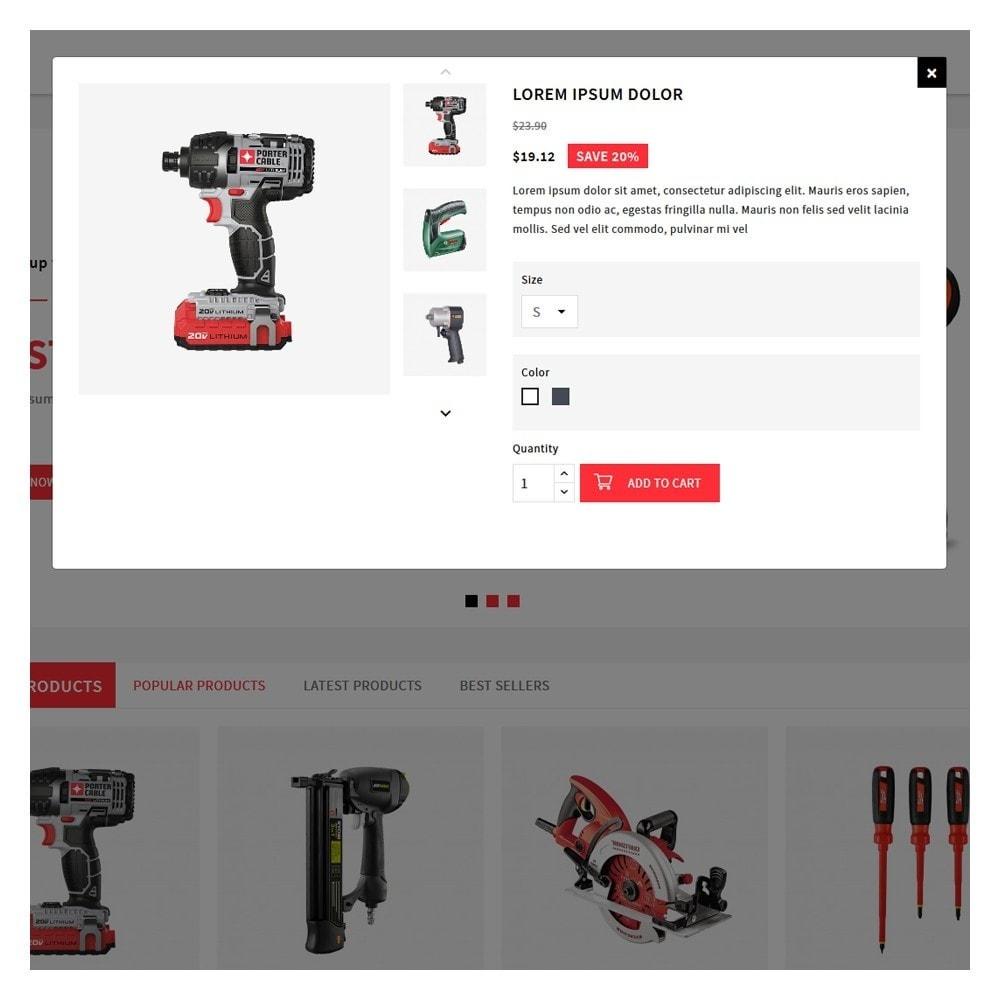 theme - Automotive & Cars - Proto Tools Shop - 9