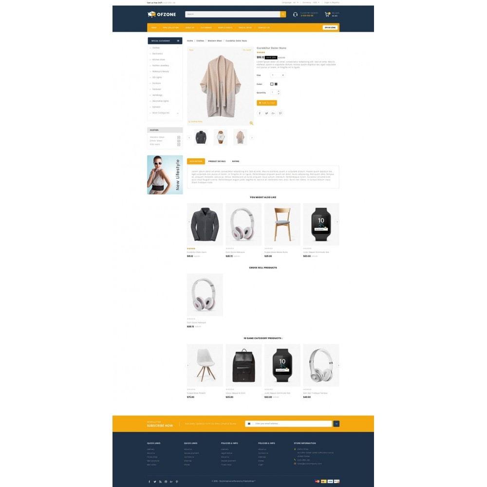 theme - Hogar y Jardín - Ofzone - Multipurpose Store - 4