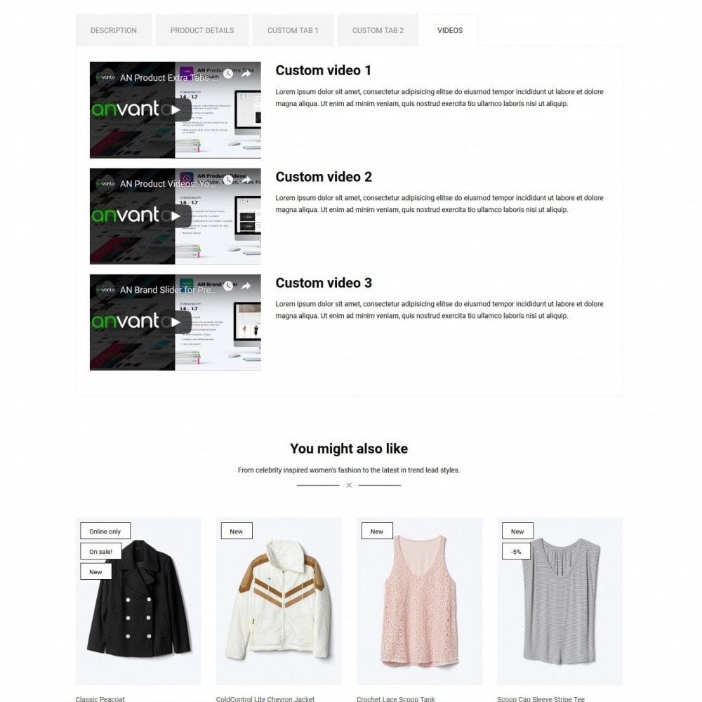 theme - Fashion & Shoes - Eternal Fashion Store - 9