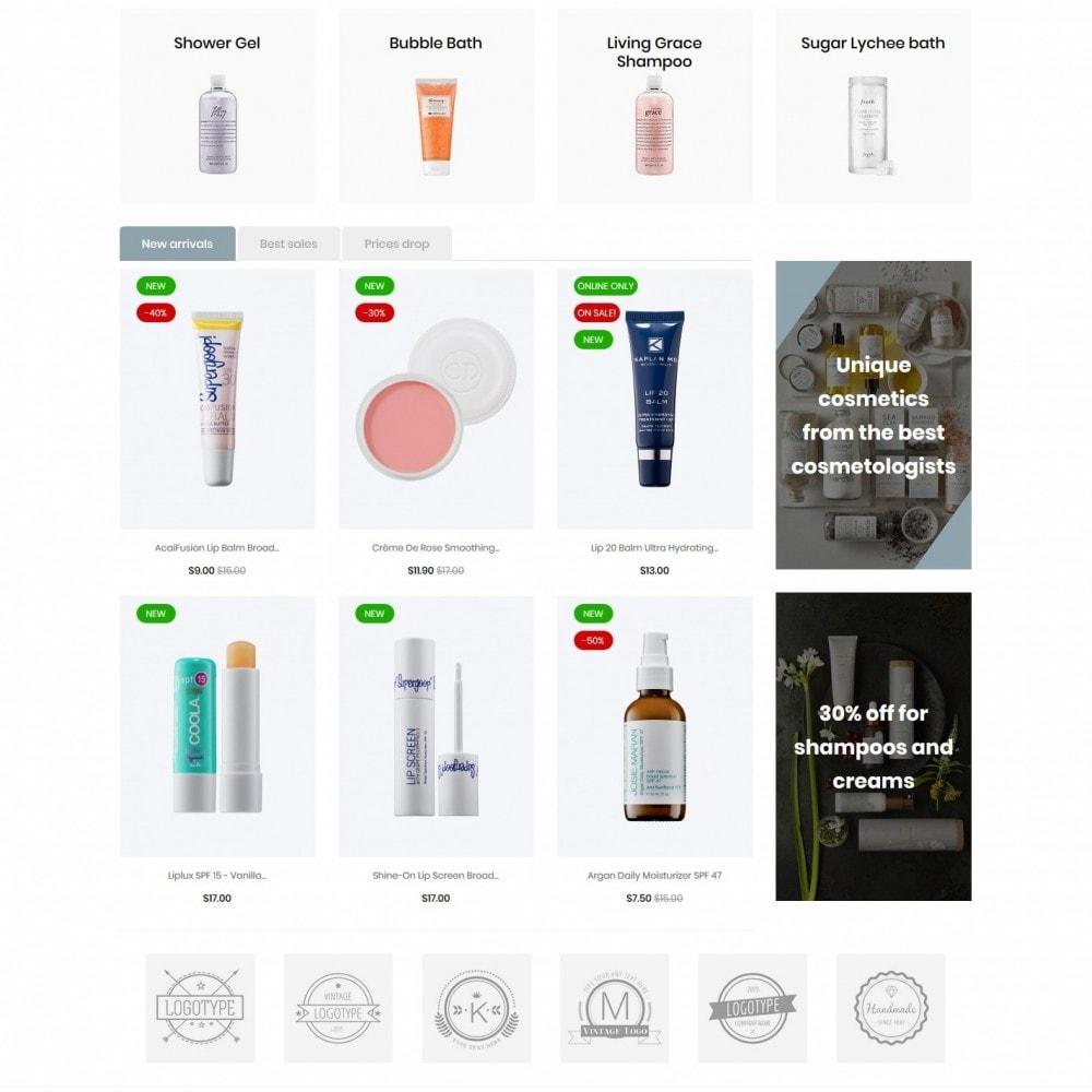 theme - Health & Beauty - Iksora Cosmetics - 3