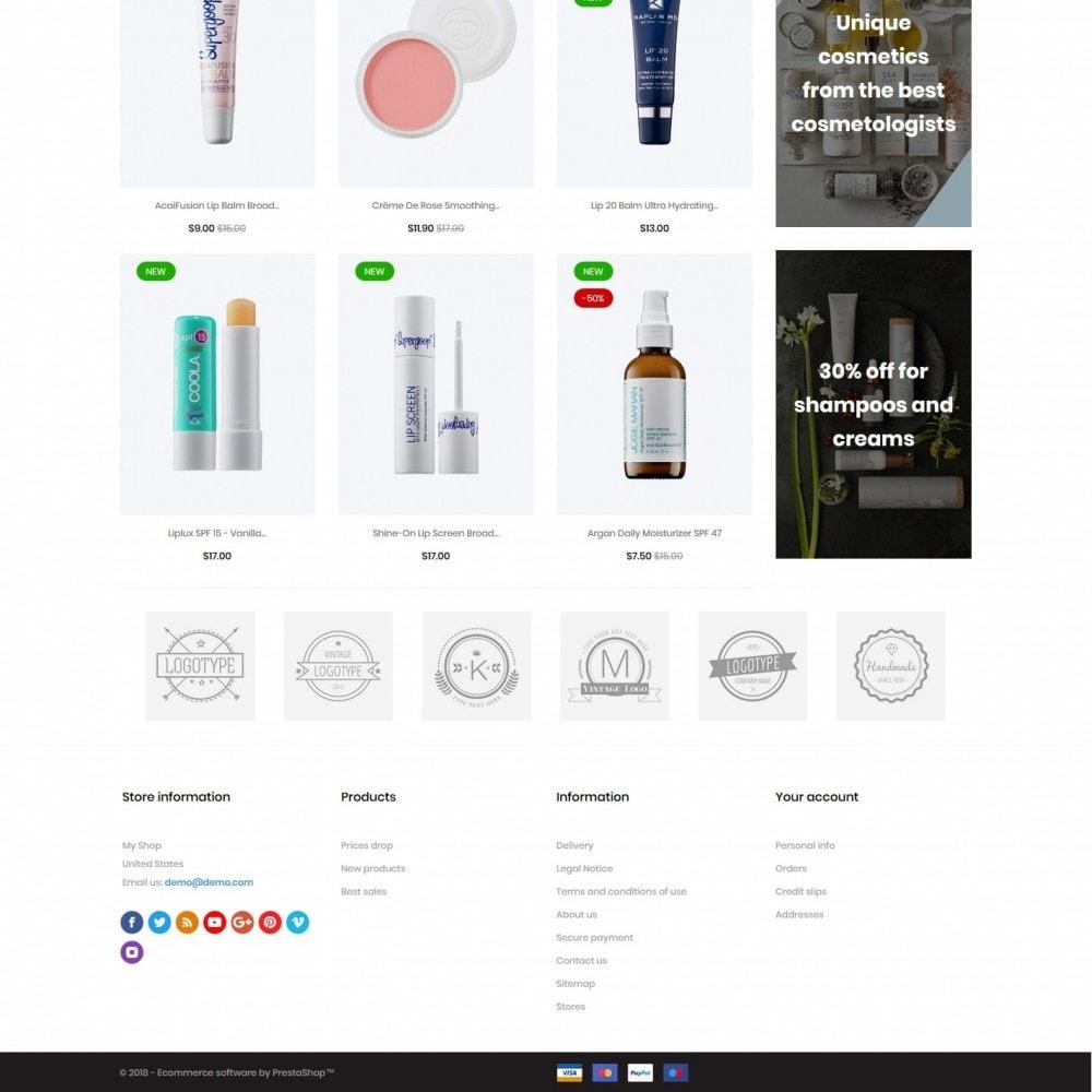 theme - Health & Beauty - Iksora Cosmetics - 4