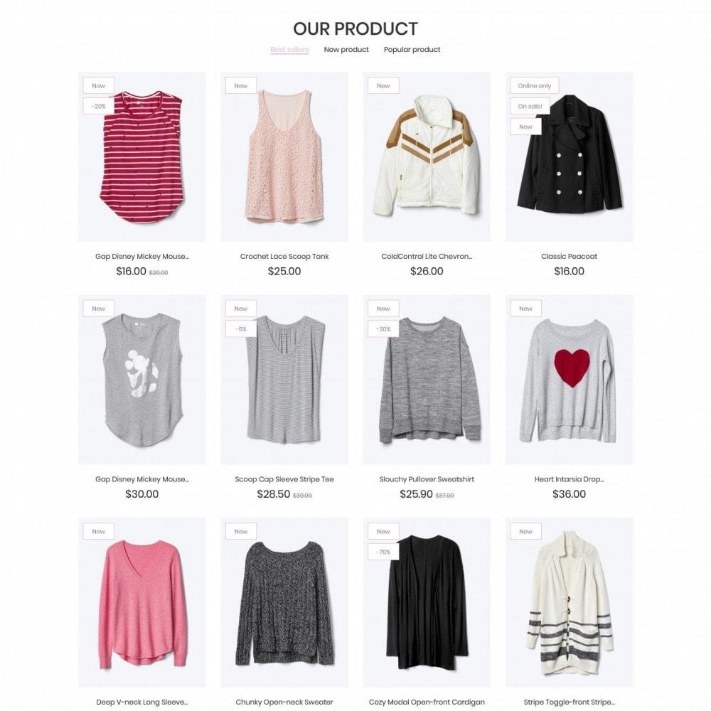 theme - Fashion & Shoes - Simple life Fashion Store - 3