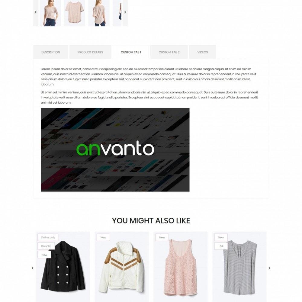 theme - Fashion & Shoes - Simple life Fashion Store - 8