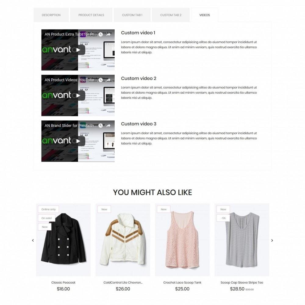 theme - Fashion & Shoes - Simple life Fashion Store - 9