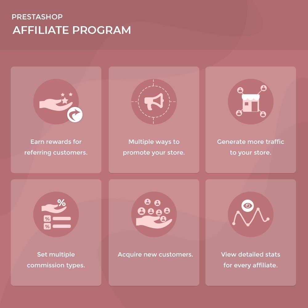 module - Referral & Loyalty Programs - Affiliate Program - 2