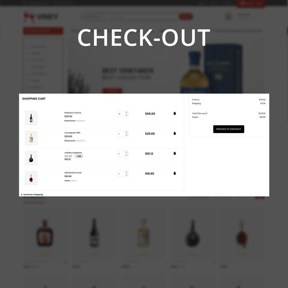 theme - Bebidas y Tabaco - Viney - The Drink Store - 13
