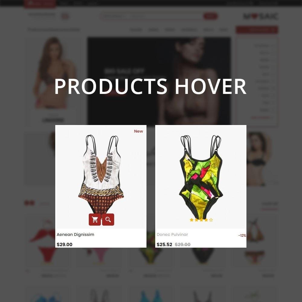 theme - Lingerie & Adultos - Mosaic - Ladies Wear Mega Shop - 10