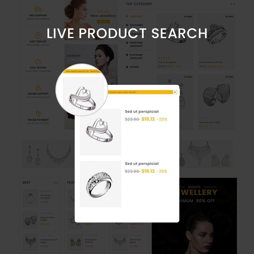 theme - Biżuteria & Akcesoria - Jewelmart– Multipurpose jewellery Store - 6