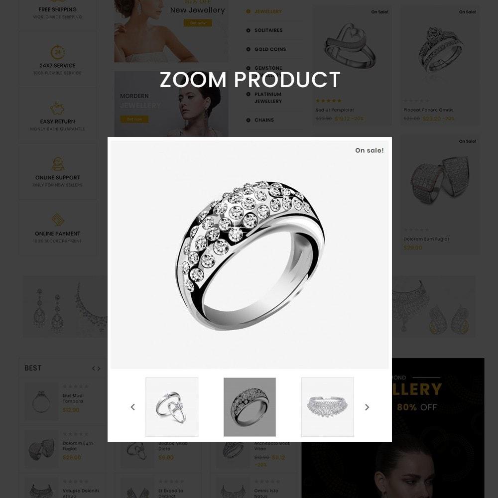 theme - Biżuteria & Akcesoria - Jewelmart– Multipurpose jewellery Store - 9