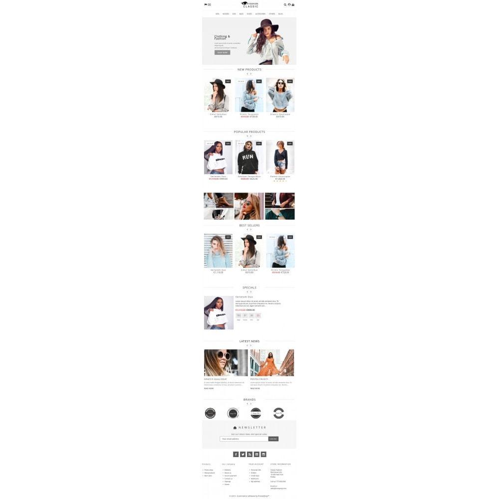 theme - Moda & Obuwie - Classic Fashion - 5
