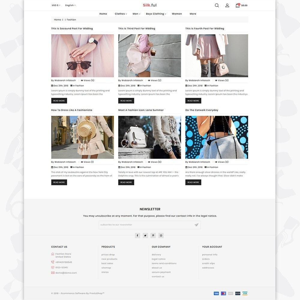 theme - Moda & Calzature - Silk.ful - The Fashion Store - 6