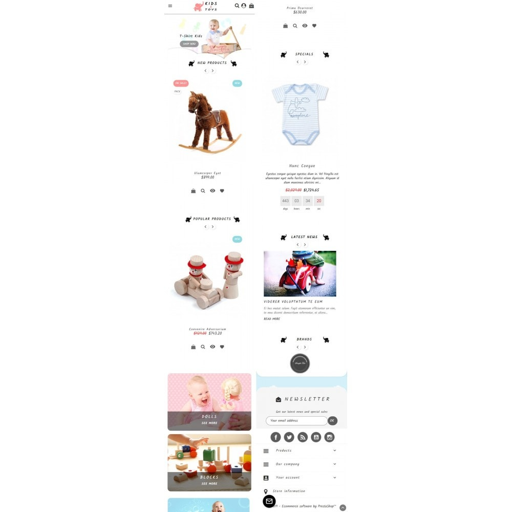 theme - Kinderen & Speelgoed - Kids & Toys Store - 5
