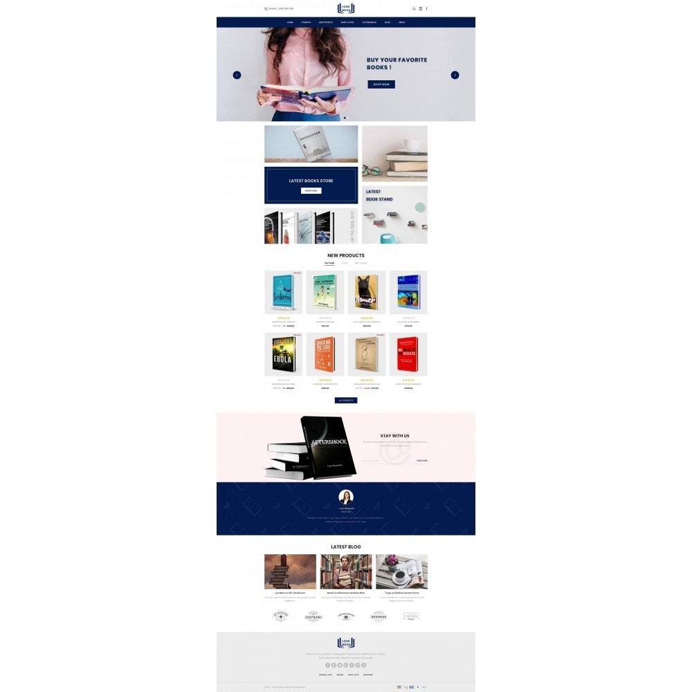 theme - Prezenty, Kwiaty & Uroczystości - Look Book Store - 2