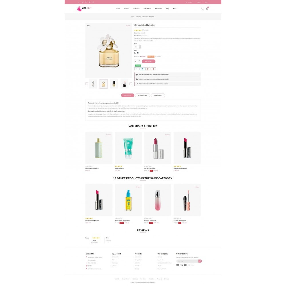 theme - Saúde & Beleza - Make Kit - Beauty Store - 5