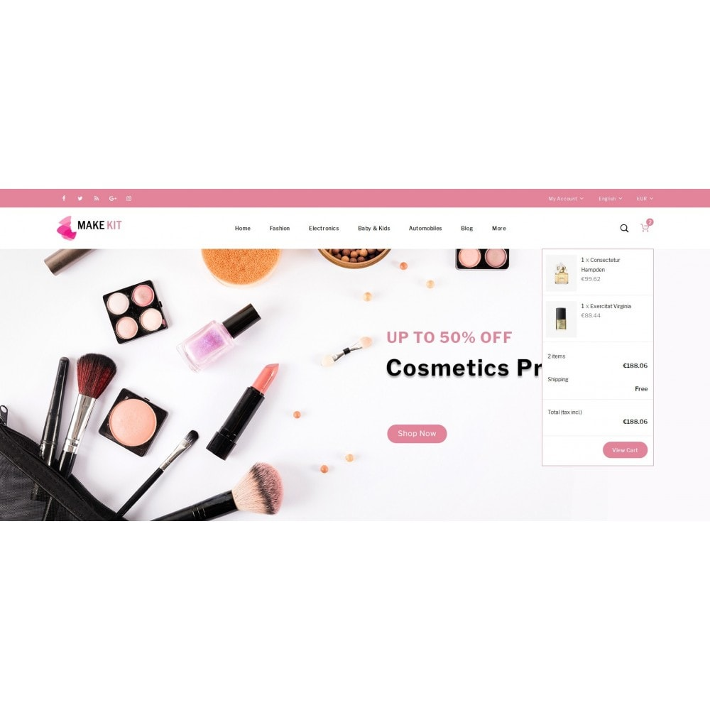 theme - Saúde & Beleza - Make Kit - Beauty Store - 8