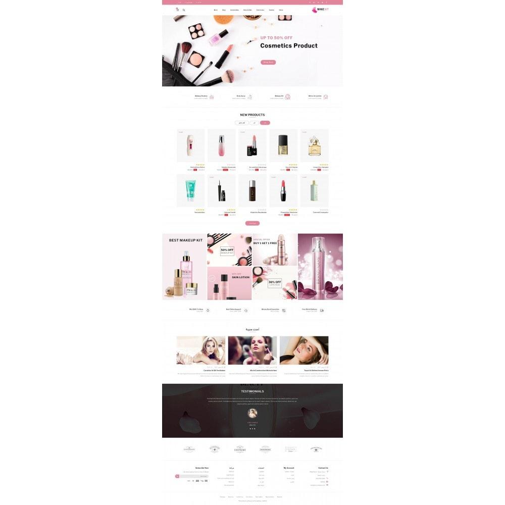 theme - Saúde & Beleza - Make Kit - Beauty Store - 10