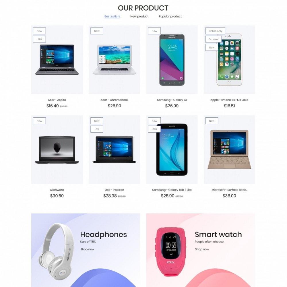 theme - Electronics & Computers - Smart secret- High-tech Shop - 3