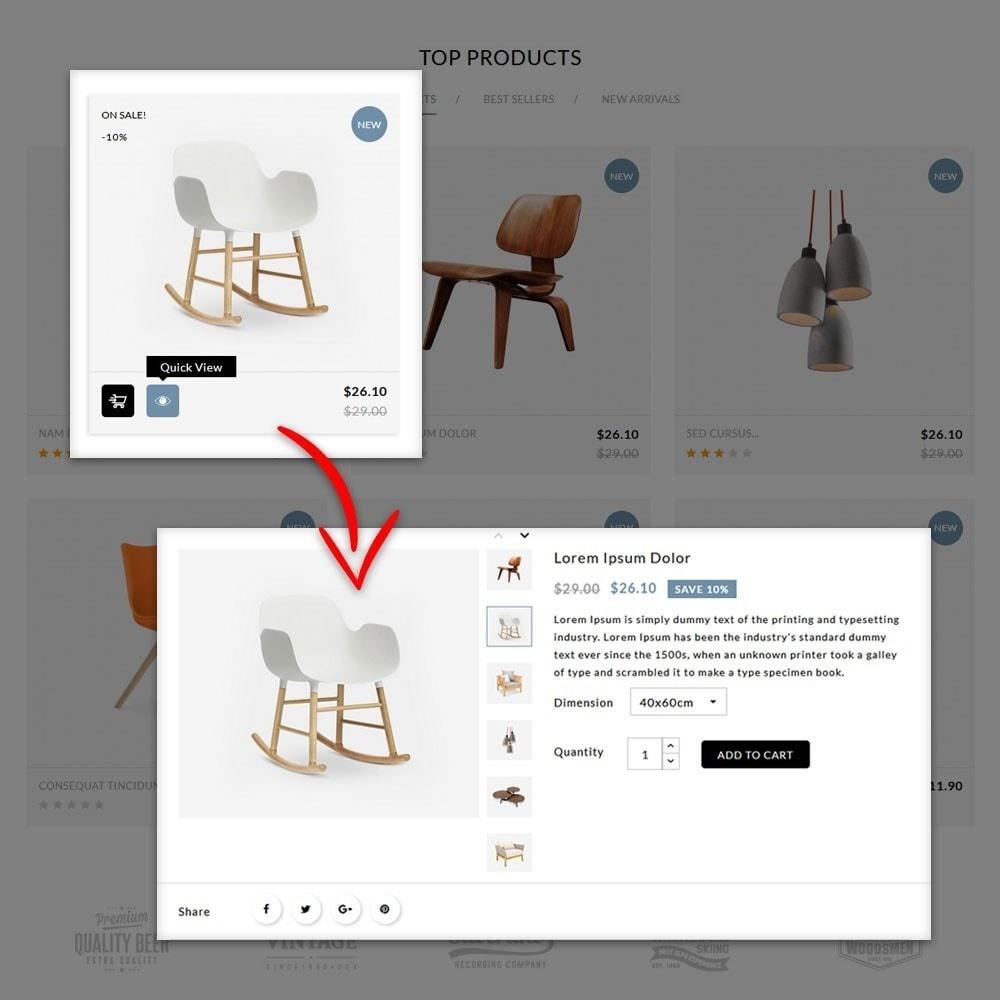 theme - Maison & Jardin - Furnica Furniture Shop - 6