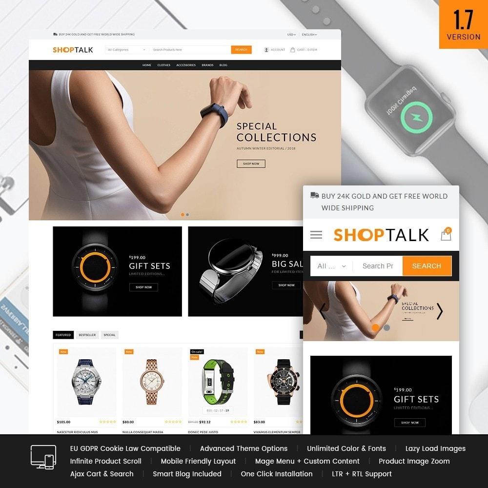 theme - Jewelry & Accessories - ShopTalk Watch Store - 1