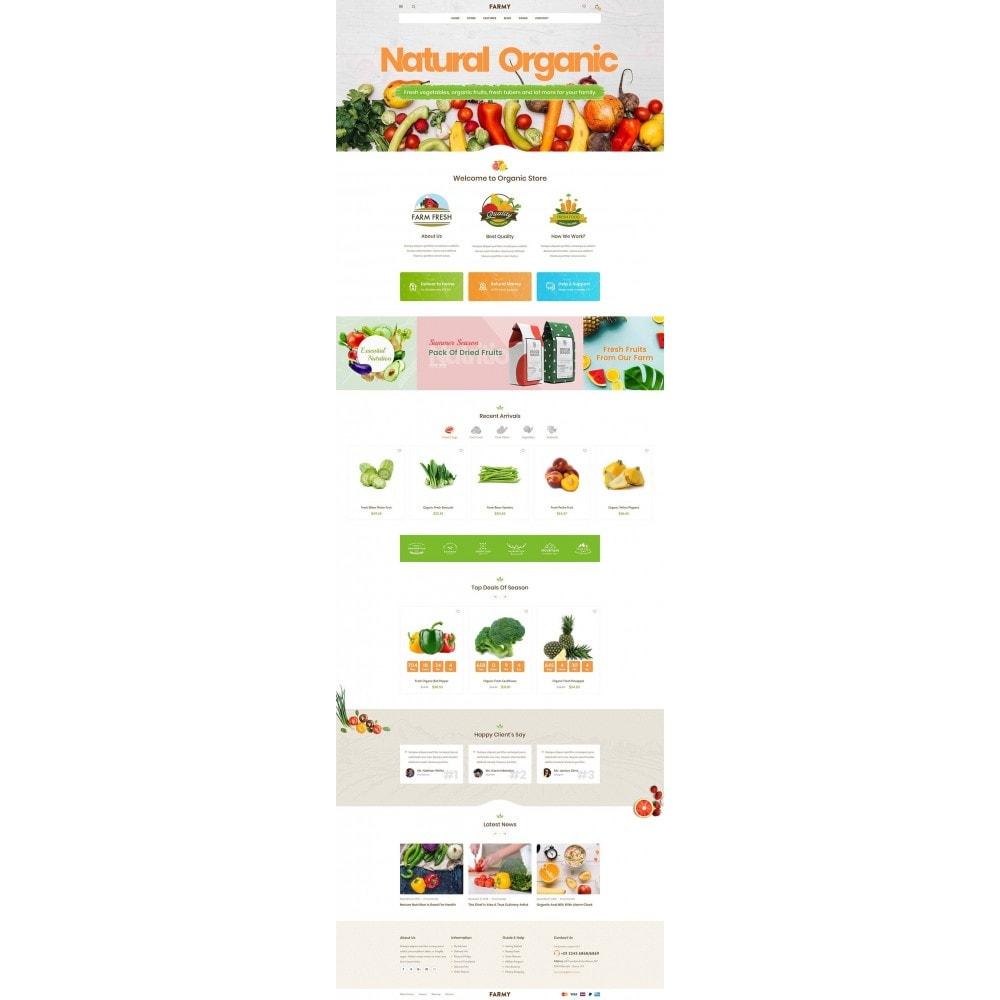 theme - Gastronomía y Restauración - Farmy - 6