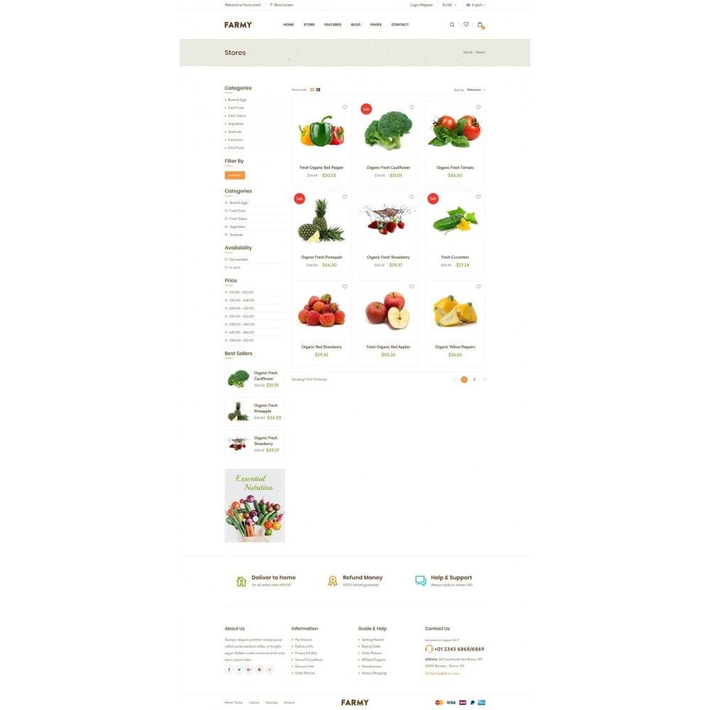theme - Gastronomía y Restauración - Farmy - 9
