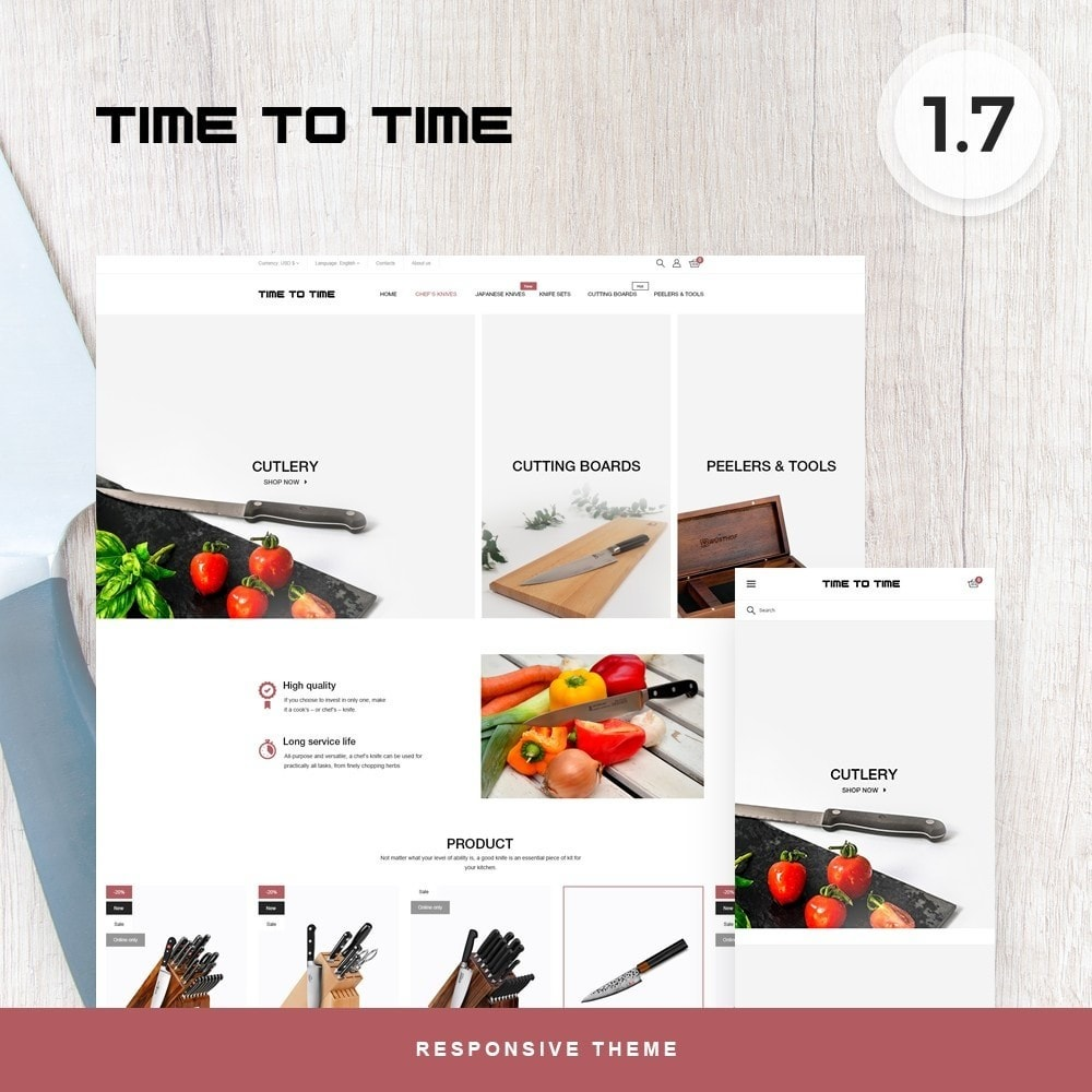 theme - Casa & Jardins - Time to time - 1