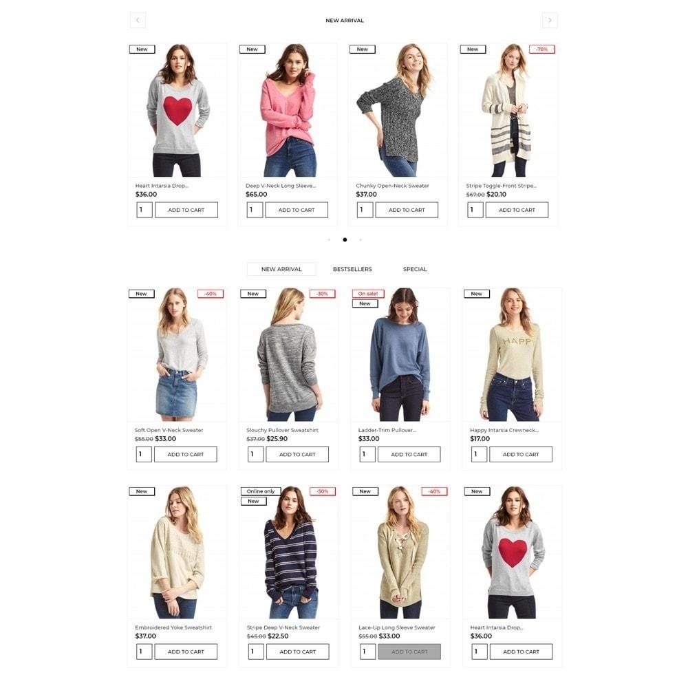 theme - Fashion & Shoes - Noma Fashion Store - 3