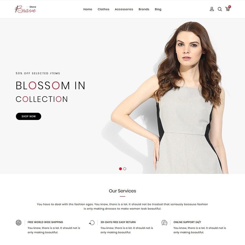 theme - Moda & Calzature - Brave Fashion Store - 2