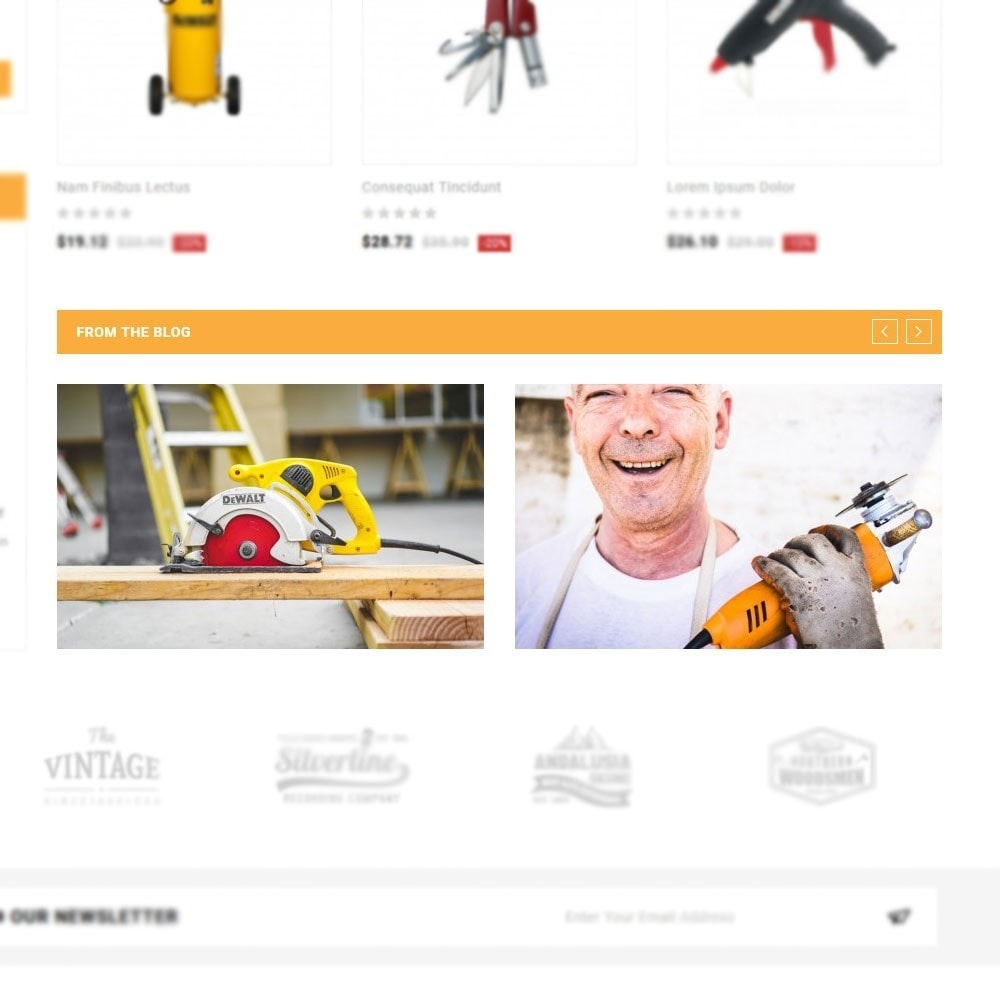theme - Automotive & Cars - Tendy Tools Store - 9