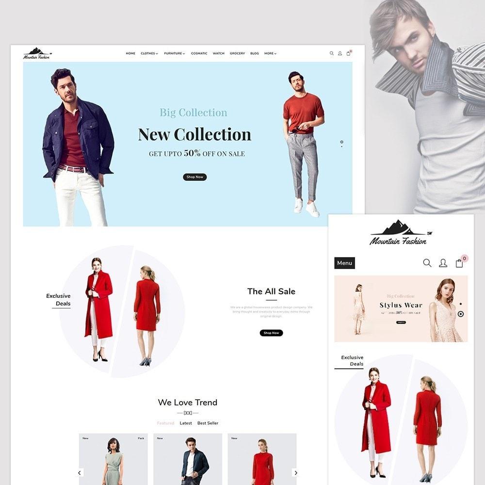 theme - Mode & Chaussures - Mountain Fashion Store - 1