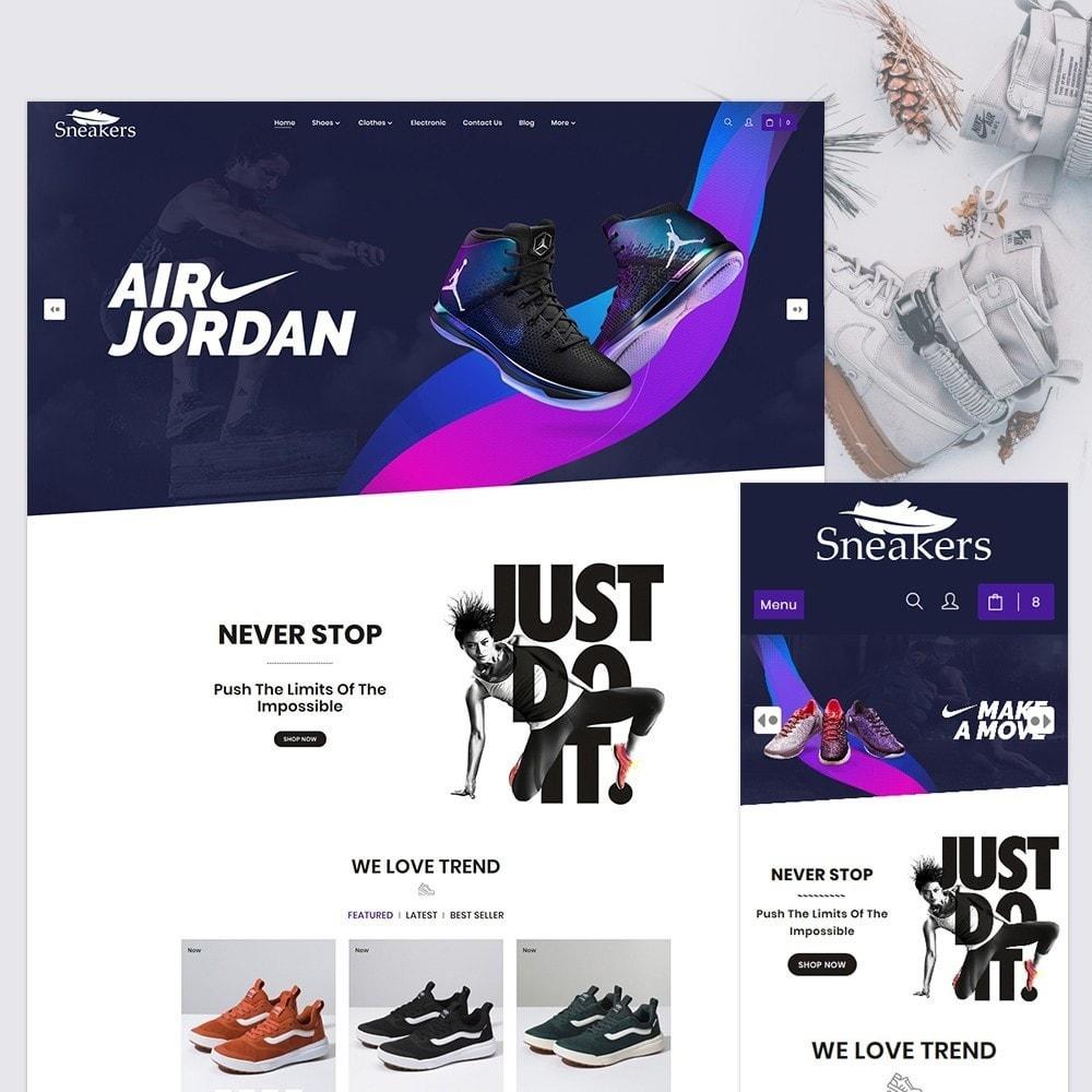 theme - Sport, Activiteiten & Reizen - Sneakers The Sport Shoes Store - 1