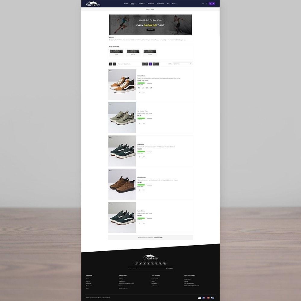theme - Sport, Activiteiten & Reizen - Sneakers The Sport Shoes Store - 3