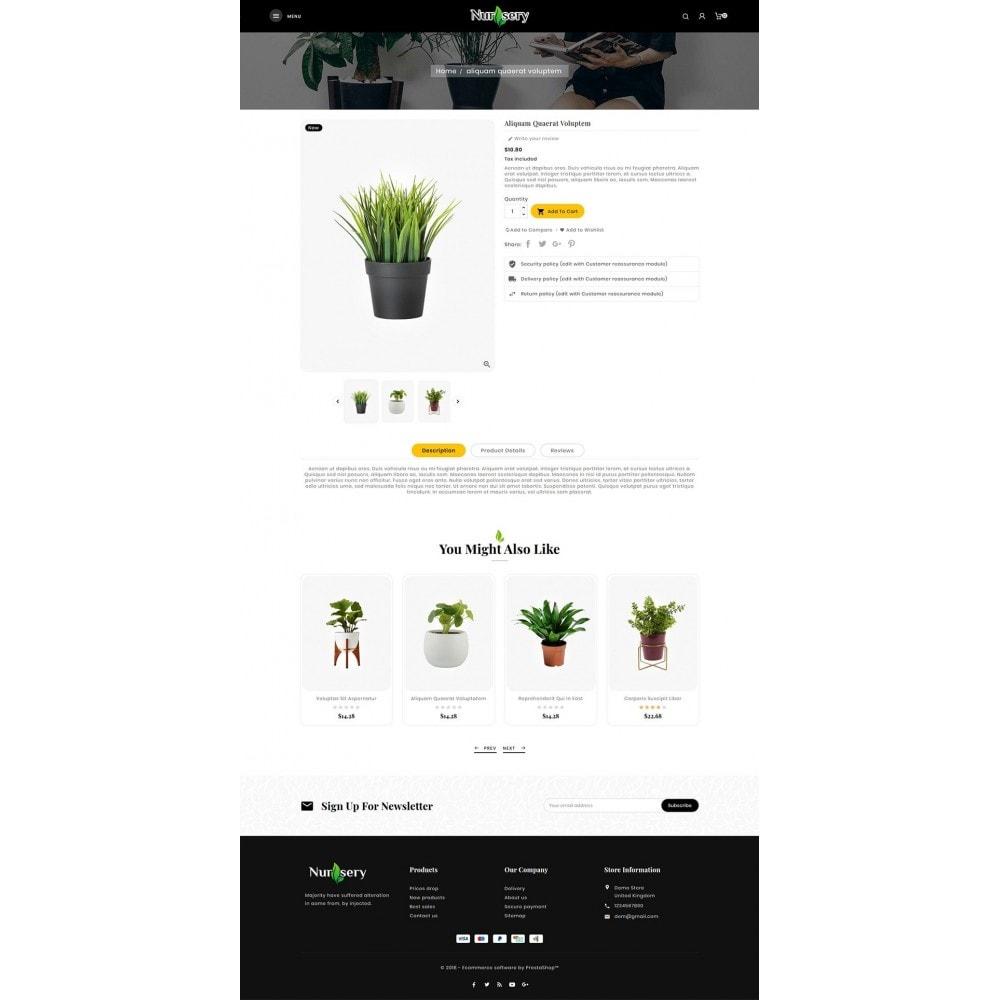 theme - Heim & Garten - Nursery Plant & Interior - 5