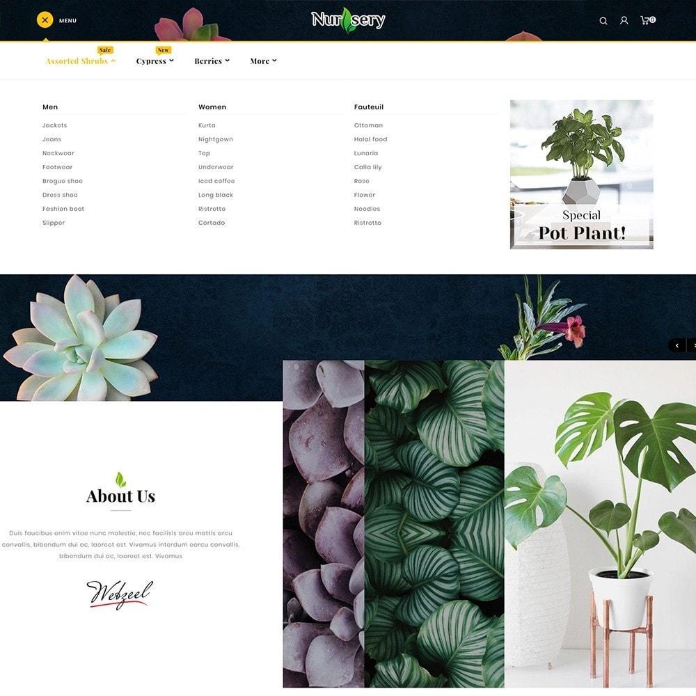 theme - Heim & Garten - Nursery Plant & Interior - 9
