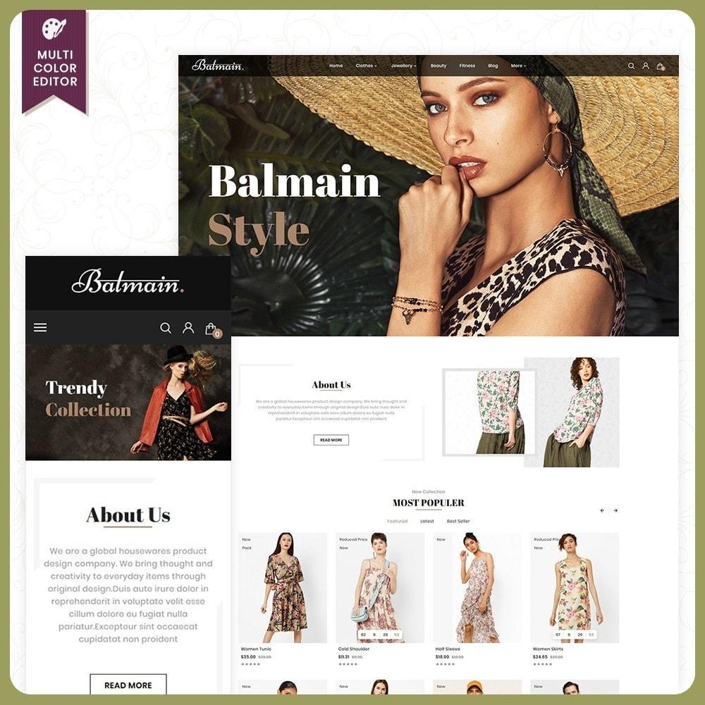 theme - Mode & Schuhe - Balmain Fashion Store - 1