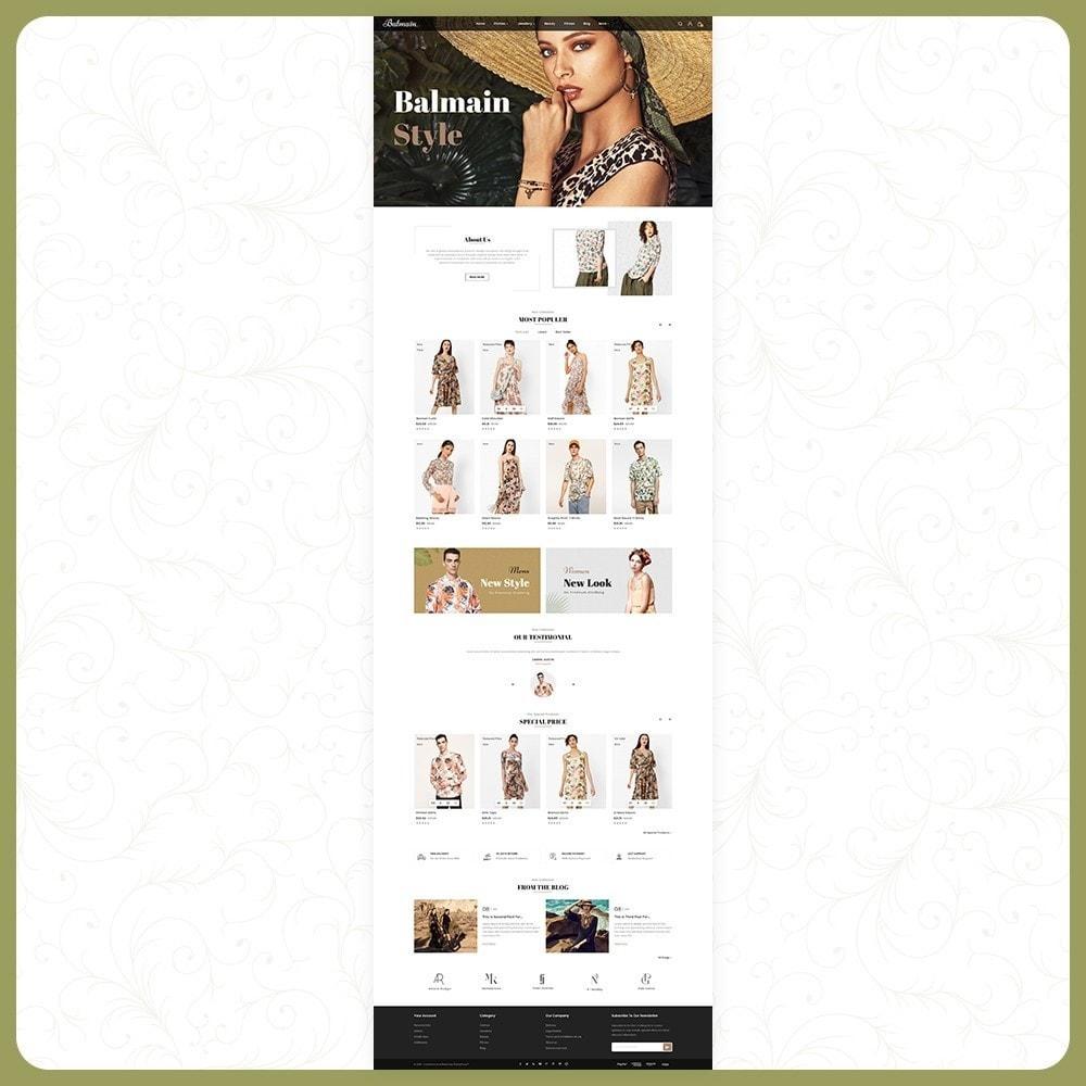 theme - Mode & Schuhe - Balmain Fashion Store - 2