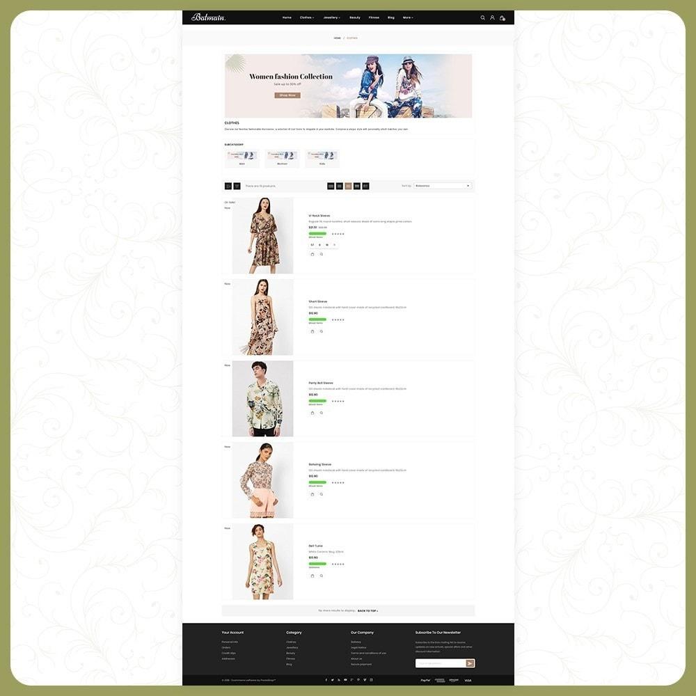 theme - Mode & Schuhe - Balmain Fashion Store - 3