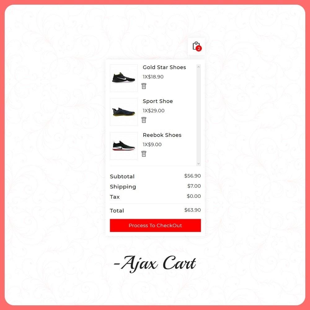 theme - Moda & Calçados - Metro Best Shoes Mega Store - 7