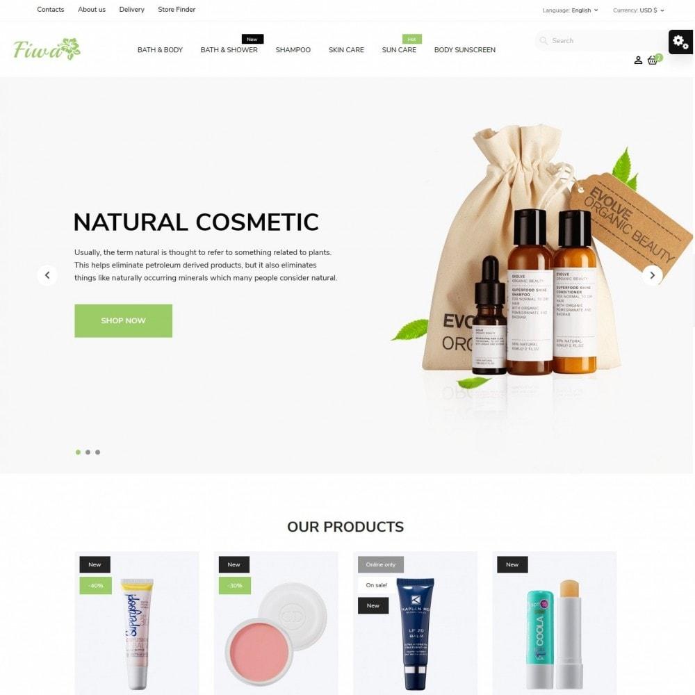 theme - Здоровье и красота - Fiwa Cosmetics - 2